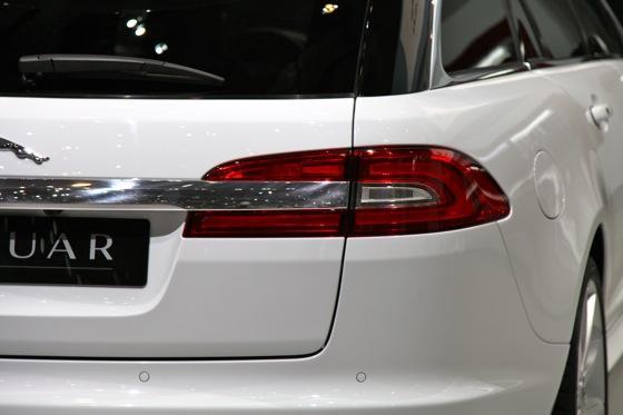 Jaguar XF Sportbrake: Geneva Auto Show featured image large thumb11