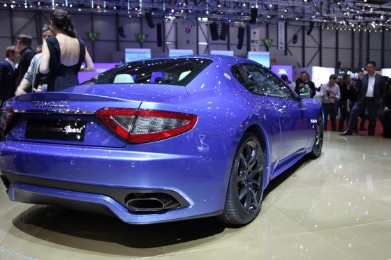2013 Maserati GranTurismo Sport: Geneva Auto Show featured image large thumb3