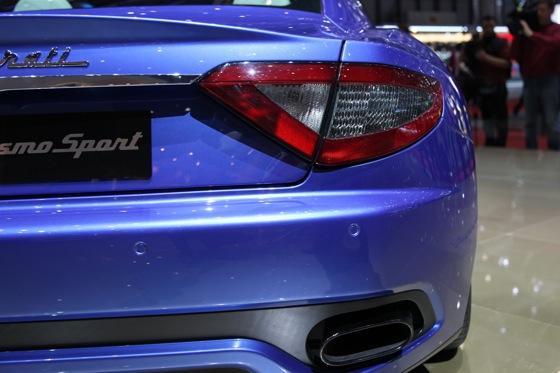 2013 Maserati GranTurismo Sport: Geneva Auto Show featured image large thumb5