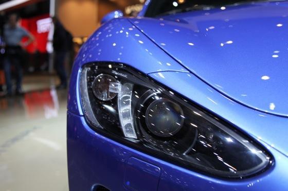 2013 Maserati GranTurismo Sport: Geneva Auto Show featured image large thumb6