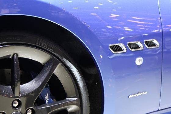 2013 Maserati GranTurismo Sport: Geneva Auto Show featured image large thumb7