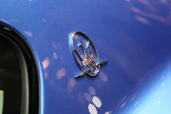 2013 Maserati GranTurismo Sport: Geneva Auto Show featured image large thumb8