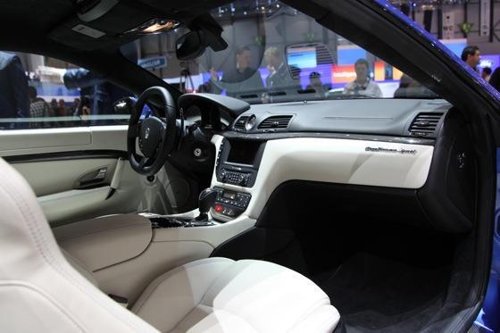 2013 Maserati GranTurismo Sport: Geneva Auto Show featured image large thumb9