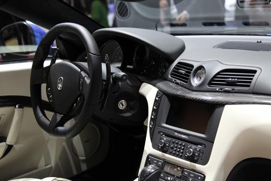 2013 Maserati GranTurismo Sport: Geneva Auto Show featured image large thumb10