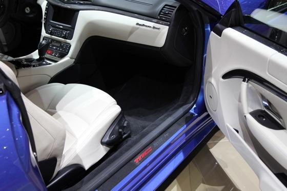2013 Maserati GranTurismo Sport: Geneva Auto Show featured image large thumb12