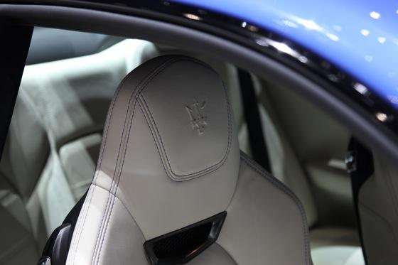 2013 Maserati GranTurismo Sport: Geneva Auto Show featured image large thumb13