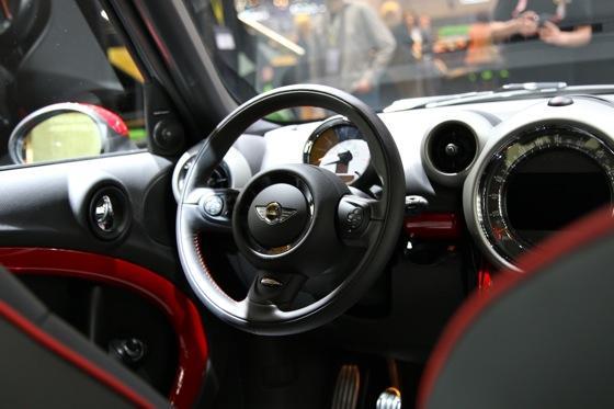 2013 Mini Countryman JCW: Geneva Auto Show featured image large thumb11