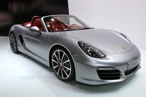 2013 Porsche Boxster: Geneva Auto Show featured image large thumb0