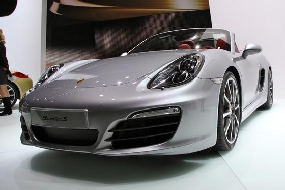2013 Porsche Boxster: Geneva Auto Show featured image large thumb3