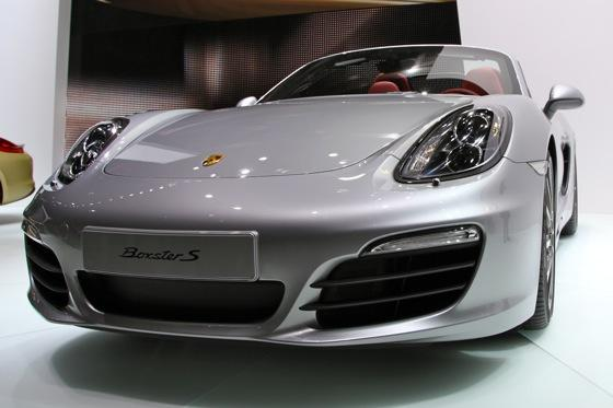 2013 Porsche Boxster: Geneva Auto Show featured image large thumb4