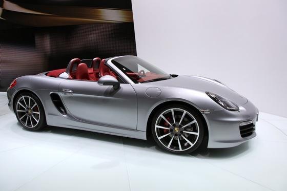 2013 Porsche Boxster: Geneva Auto Show featured image large thumb5