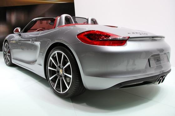 2013 Porsche Boxster: Geneva Auto Show featured image large thumb10