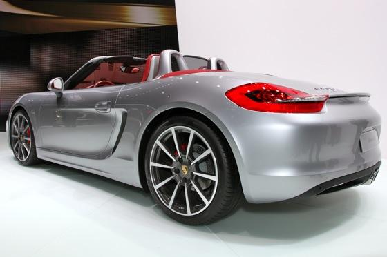 2013 Porsche Boxster: Geneva Auto Show featured image large thumb11