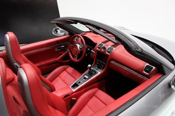 2013 Porsche Boxster: Geneva Auto Show featured image large thumb14