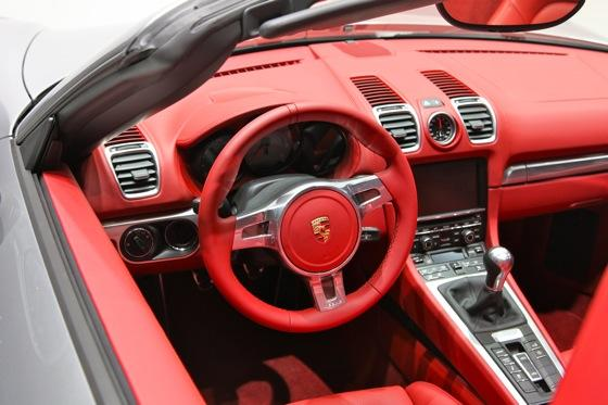 2013 Porsche Boxster: Geneva Auto Show featured image large thumb17