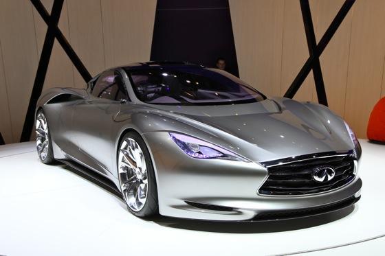 Infiniti EMERG-E Concept Vehicle: Geneva Auto Show featured image large thumb1