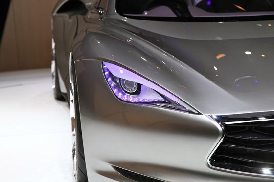 Infiniti EMERG-E Concept Vehicle: Geneva Auto Show featured image large thumb5
