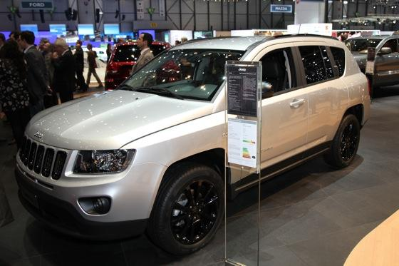 Jeep Compass Concept: Geneva Auto Show featured image large thumb0
