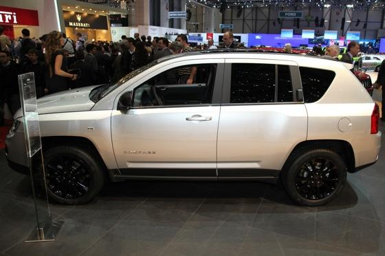 Jeep Compass Concept: Geneva Auto Show featured image large thumb1