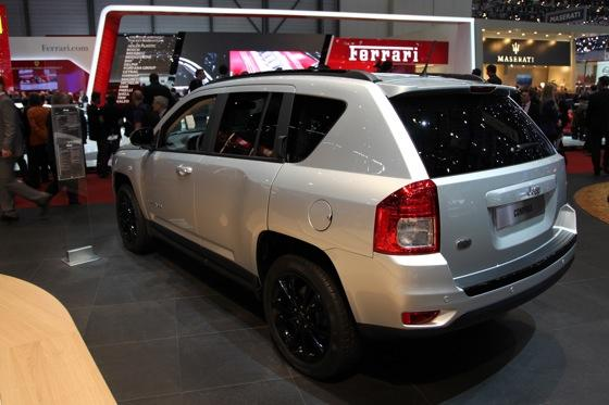 Jeep Compass Concept: Geneva Auto Show featured image large thumb2