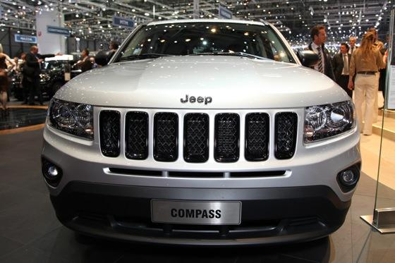 Jeep Compass Concept: Geneva Auto Show featured image large thumb3