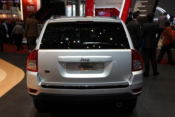 Jeep Compass Concept: Geneva Auto Show featured image large thumb4