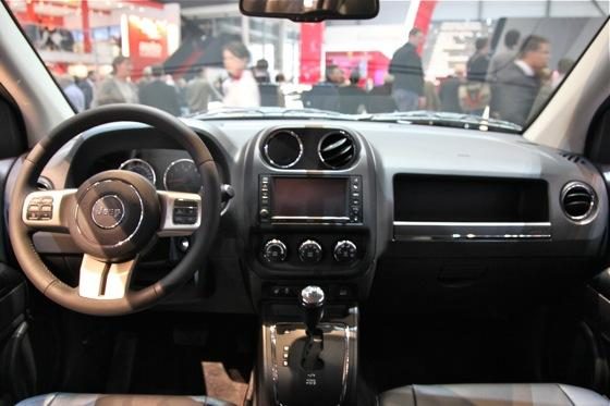 Jeep Compass Concept: Geneva Auto Show featured image large thumb5