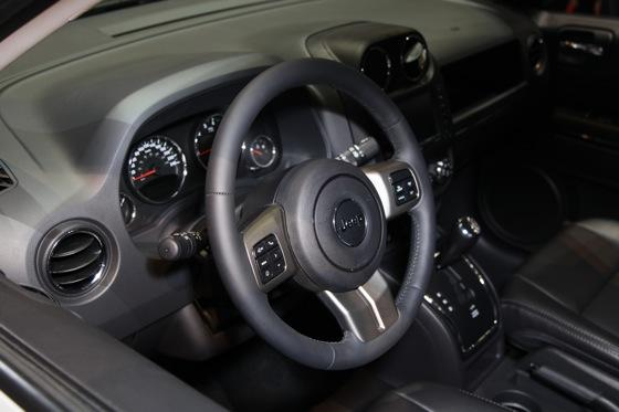 Jeep Compass Concept: Geneva Auto Show featured image large thumb8