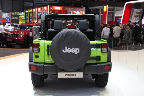 Jeep Wrangler Mountain: Geneva Auto Show featured image large thumb3