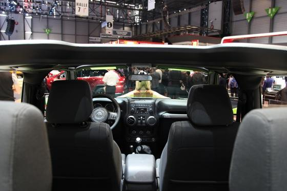 Jeep Wrangler Mountain: Geneva Auto Show featured image large thumb7