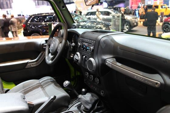 Jeep Wrangler Mountain: Geneva Auto Show featured image large thumb8