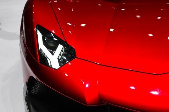 Lamborghini Aventador J: Geneva Auto Show featured image large thumb3