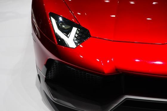 Lamborghini Aventador J: Geneva Auto Show featured image large thumb4