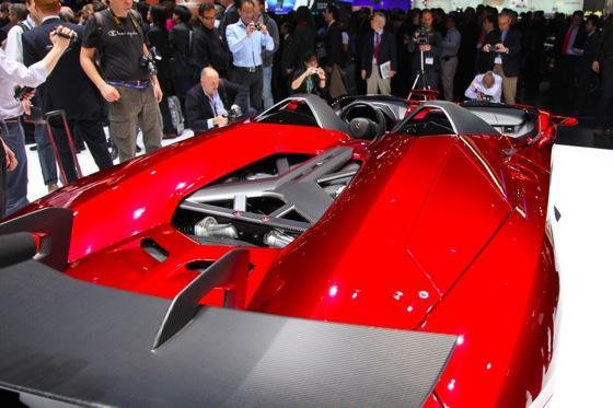 Lamborghini Aventador J: Geneva Auto Show featured image large thumb8