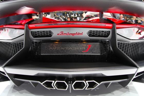 Lamborghini Aventador J: Geneva Auto Show featured image large thumb13