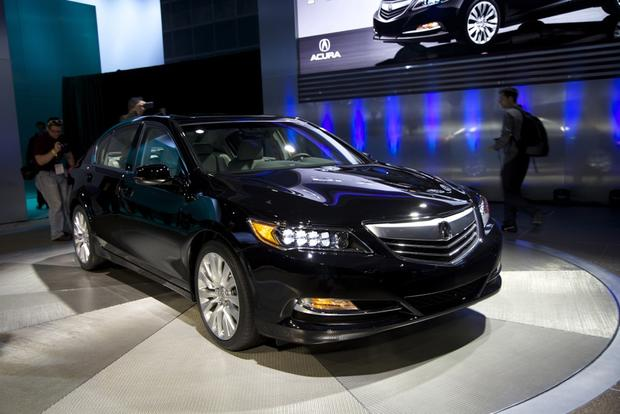 2014 Acura RLX: LA Auto Show featured image large thumb0