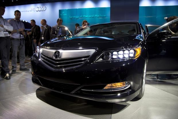 2014 Acura RLX: LA Auto Show featured image large thumb1