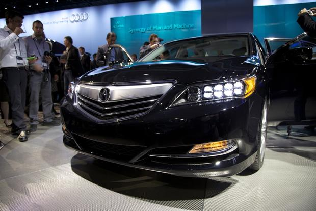 2014 Acura RLX: LA Auto Show featured image large thumb2