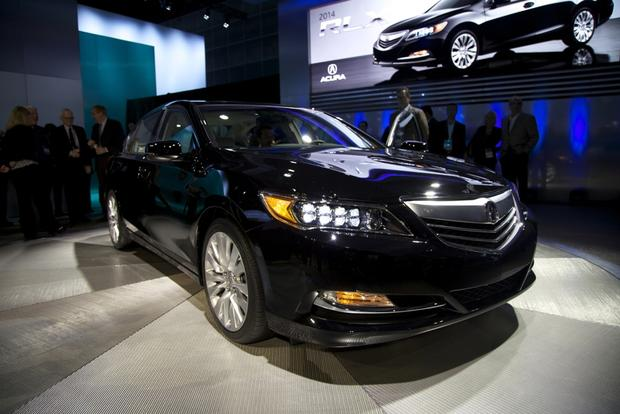 2014 Acura RLX: LA Auto Show featured image large thumb3