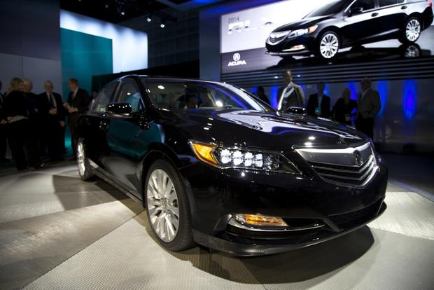 2014 Acura RLX: LA Auto Show featured image large thumb4