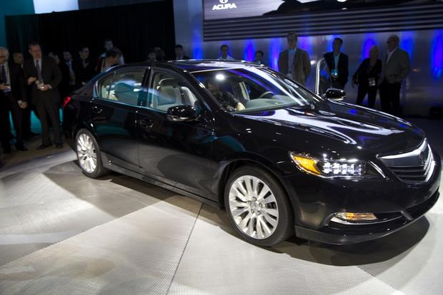 2014 Acura RLX: LA Auto Show featured image large thumb5