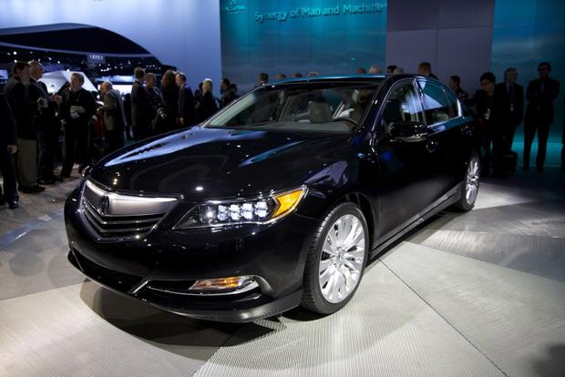 2014 Acura RLX: LA Auto Show featured image large thumb6