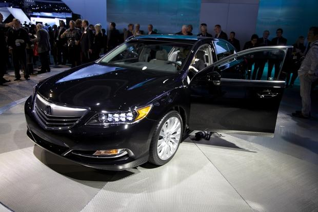 2014 Acura RLX: LA Auto Show featured image large thumb7