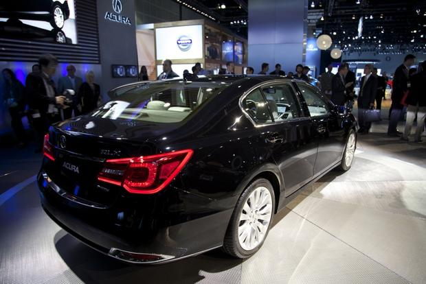 2014 Acura RLX: LA Auto Show featured image large thumb9