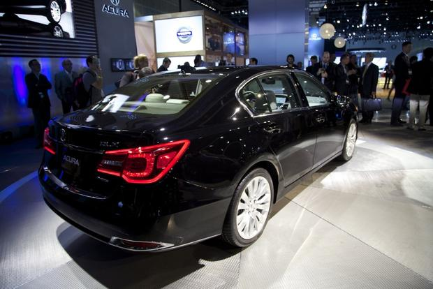 2014 Acura RLX: LA Auto Show featured image large thumb10