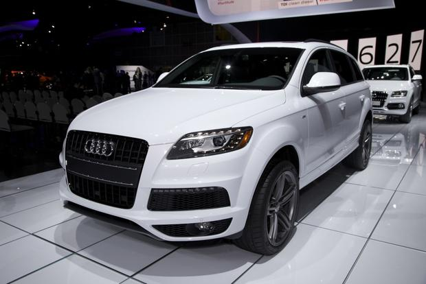 2013 audi q7 new car review autotrader. Black Bedroom Furniture Sets. Home Design Ideas