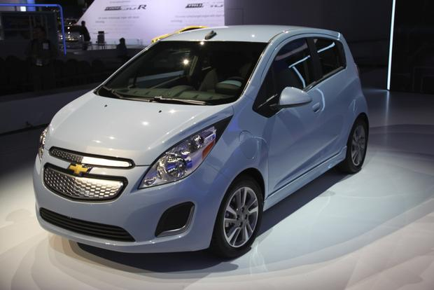 2014 Chevrolet Spark EV: LA Auto Show featured image large thumb0