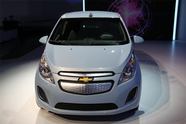 2014 Chevrolet Spark EV: LA Auto Show featured image large thumb2