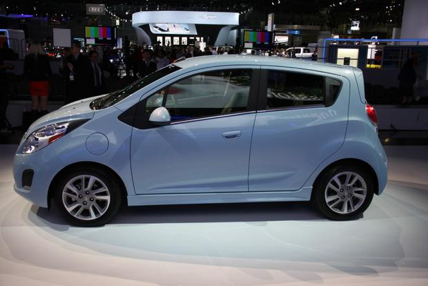 2014 Chevrolet Spark EV: LA Auto Show featured image large thumb3