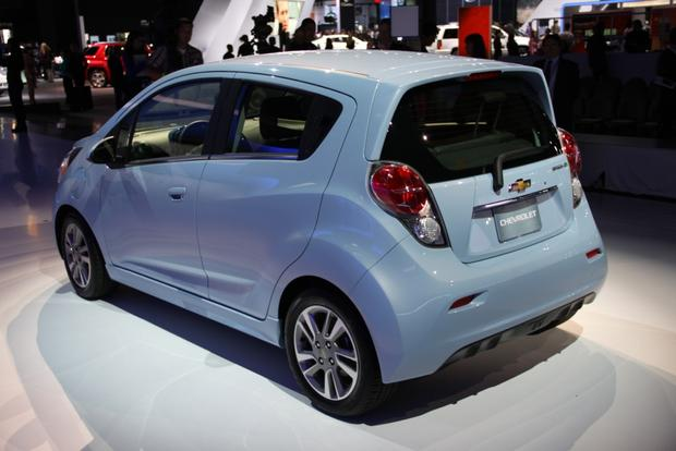 2014 Chevrolet Spark EV: LA Auto Show featured image large thumb4